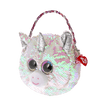 TY Gear Diamond Reversible Unicorn Purse
