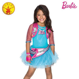 BARBIE POP STAR COSTUME, CHILD- (SIZE- 3-4 YRS) - LICENSED COSTUME - ToyRoo