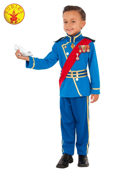 ROYAL PRINCE COSTUME, CHILD