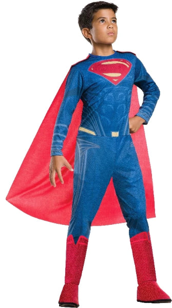 SUPERMAN CLASSIC COSTUME, CHILD - LICENSED COSTUMES