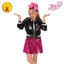 JOJO SIWA JACKET COSTUME - LICENSED COSTUMES - ToyRoo