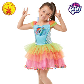 RAINBOW DASH PREMIUM COSTUME, LICENSED COSTUMES - ToyRoo