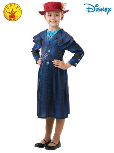 Mary Poppins Returns Deluxe Costume, Child - Licensed Costume - ToyRoo