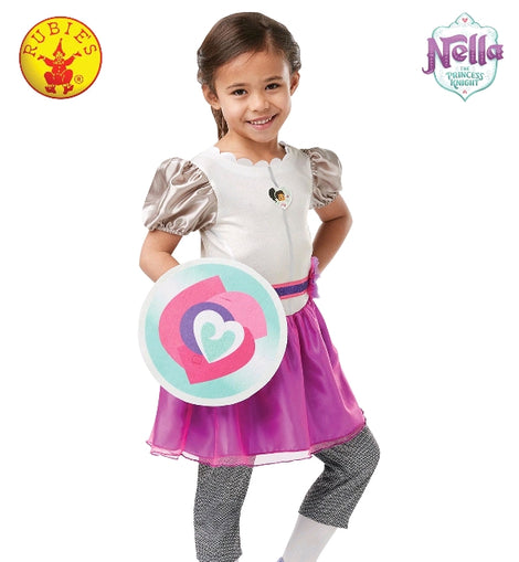 Nella the Knight Deluxe Costume -  Licensed Cstumes- (SIZE 5-6 YRS) - ToyRoo