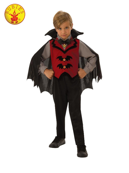 VAMPIRE BOY COSTUME, CHILD