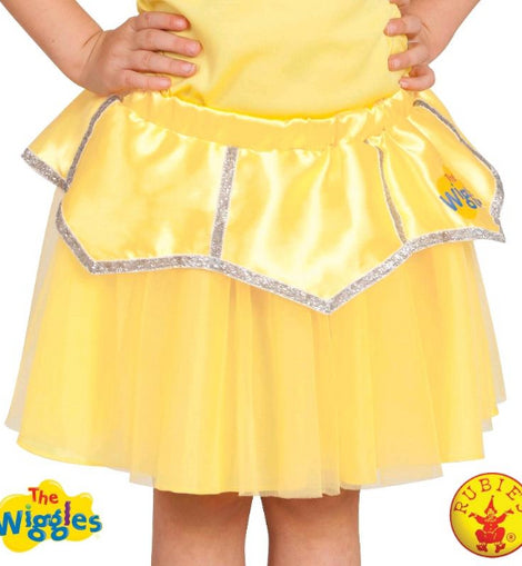 EMMA WIGGLE BALLERINA TUTU SKIRT, CHILD - LICENSED COSTUME - ToyRoo