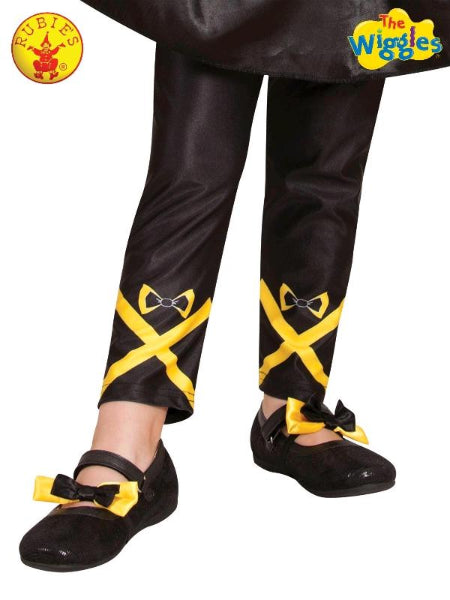 EMMA WIGGLE FOOTLESS TIGHTS, CHILD - LICENSED COSTUME - ToyRoo