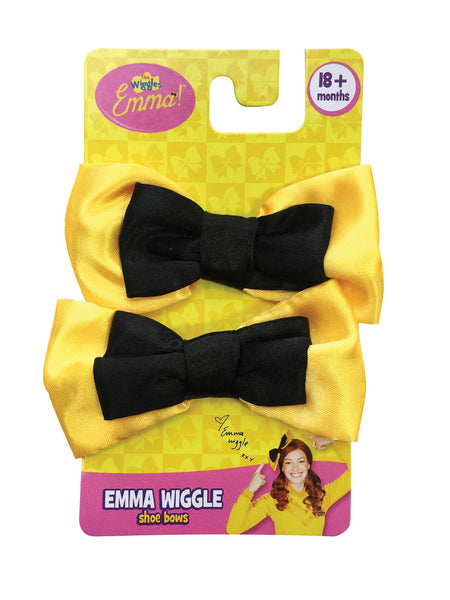 EMMA WIGGLE SHOE BOWS, CHILD- LICENSED COSTUME - ToyRoo