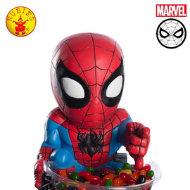 SPIDER -MAN MINI CANDY BOWL HOLDER