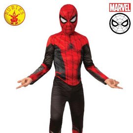 SPIDER-MAN FAR FROM HOME UPGRADED COSTUME, CHILD - LICENSED COSTUME