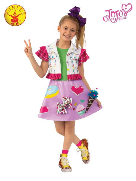 JOJO SIWA SIXTEENTH BIRTHDAY OUTFIT, - 9-12 YRS - LICENSED COSTUMES - ToyRoo