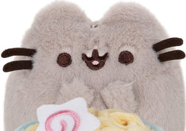 GUND Pusheen Special Limited Edition 10th Anniversary Ramen Plush, 6""