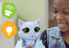 FurReal Flitter the Kitten, Interactive Feeding Toy