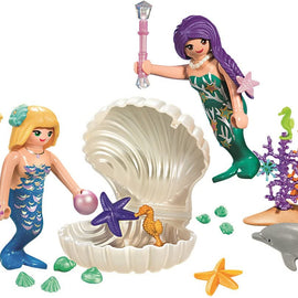Playmobil Mermaid Carry Case 9324