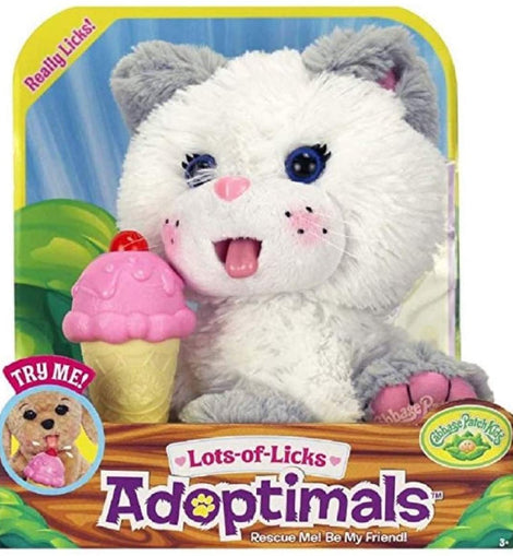 Cabbage Patch Kids Adoptimals Persian Kitty