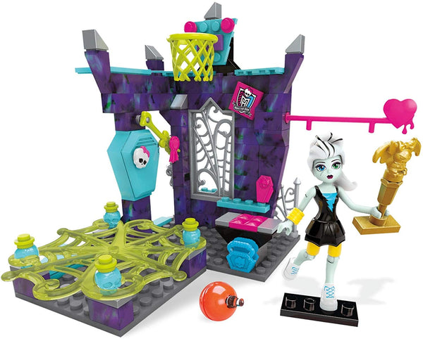 Mega Bloks Monster High Physical Deaducation Frankie Stein Doll - ToyRoo