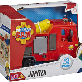 Fireman Sam Jupiter - Push Along Vehicle