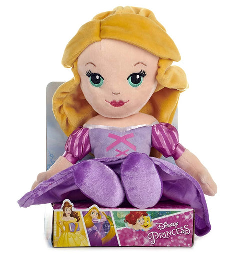 Disney Princess 10-inch Rapunzel Doll Plush Toy