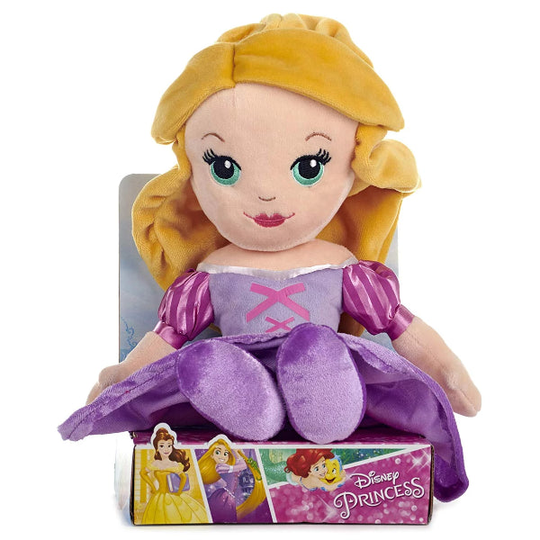 Disney Princess 10-inch Rapunzel Doll Plush Toy - ToyRoo