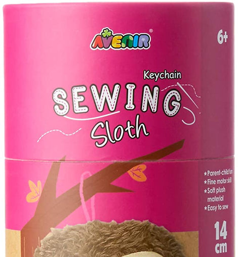 Avenir  Sewing Key Chain Sloth