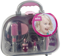 Braun Beauty Case with Hairdryer Set