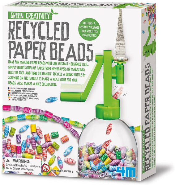 4M C4588 Recycled Paper Beads