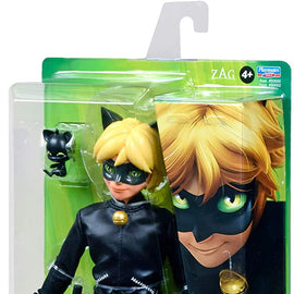 Miraculous Ladybug Heroez Cat Noir Fashion Doll