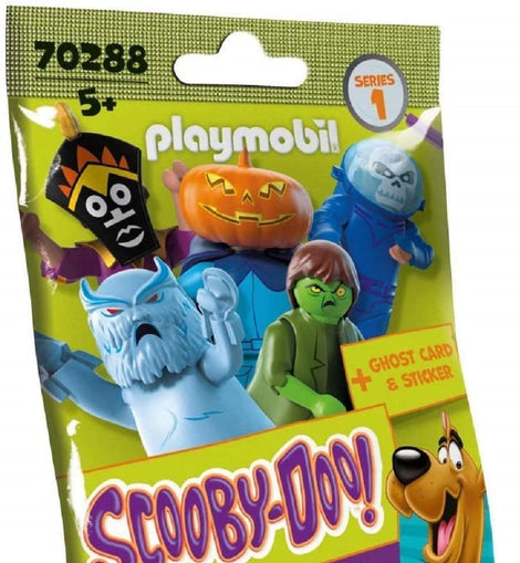 Playmobil : Scooby-Doo! /  Mystery Figures ( Series1 )