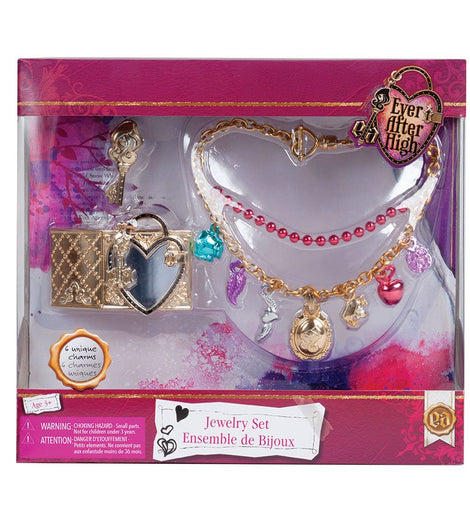 Ever After High Jewelry Set - ToyRoo