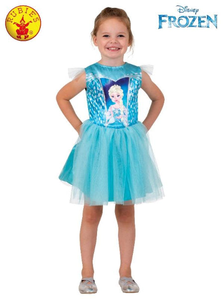 Disney Frozen Elsa Classic Costume, Child - ( Size - Toddler) - Licensed Costume - ToyRoo