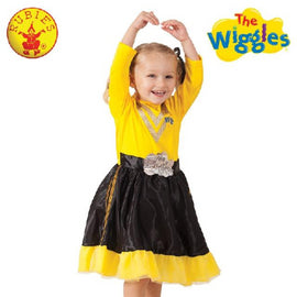 EMMA WIGGLE DELUXE COSTUME, CHILD - LICENSED COSTUM - ToyRoo
