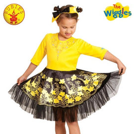EMMA WIGGLE DELUXE BALLERINA COSTUME, CHILD - LICENSED COSTUM - ToyRoo