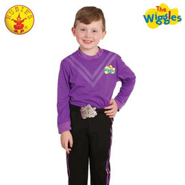 LACHY WIGGLE DELUXE COSTUME (PURPLE), CHILD - LICENSED COSTUME - ToyRoo