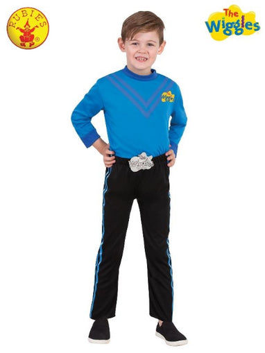 ANTHONY WIGGLE DELUXE COSTUME (POLYBAG), CHILD - LICENSED COSTUME - ToyRoo