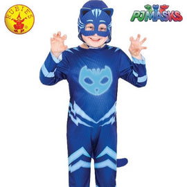 CATBOY GLOW IN THE DARK COSTUME, CHILD - (SIZE3-5)- LICENSED COSTUME