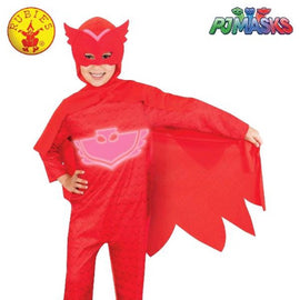 OWLETTE GLOW IN THE DARK COSTUME, CHILD - (SIZE-3-5)-LICENSED COSTUME