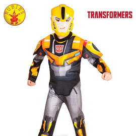 BUMBLEBEE TRANSFORMERS COSTUME,- LICENSED COSTUMES - ToyRoo