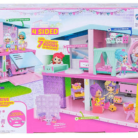 Shopkins Happy Places Grand Mansion - ToyRoo