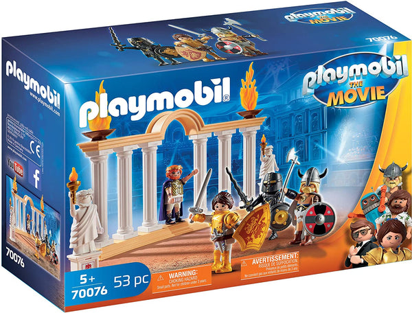 Playmobil Marla in The Colosseum Playset 53 pc - 70076