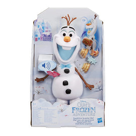 Disney Frozen Olaf's Adventure Snack-Time Surprise - ToyRoo