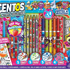20pc Scentos Scented Activity Set