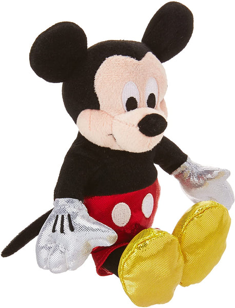 TY Sparkle Beanie Babies - Mickey Red Sparkle - 20 cm Plush