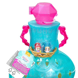 Fisher-Price Nickelodeon Shimmer & Shine, Teenie Genies Collect & Carry Genie Case