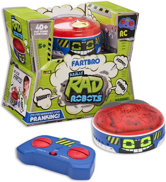 Really RAD Robots R/C Fartbro