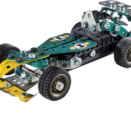 Meccano 18202 - 5-in-1 Roadster Pull Back Car