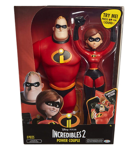 The Incredibles 2 Power Couple, Features 12