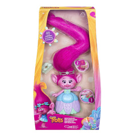 DreamWorks Trolls - Hair in the Air Poppy inc Comb & Headband