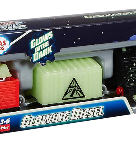 Fisher-Price Thomas & Friends Trackmaster, Glowing Diesel