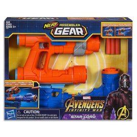 Marvel Avengers: Infinity War Nerf Star-Lord Assembler Gear - ToyRoo