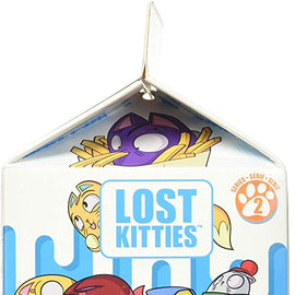 Lost Kitties - Surprise Multipack - 5 x Collectible Kittens, Modelling Dough and Acc - Blind Bags - Kids Toys - Ages 5+